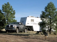 Free RV Boondocking Pie Town New Mexico