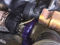 New Diesel Turbo and Exhaust Manifold