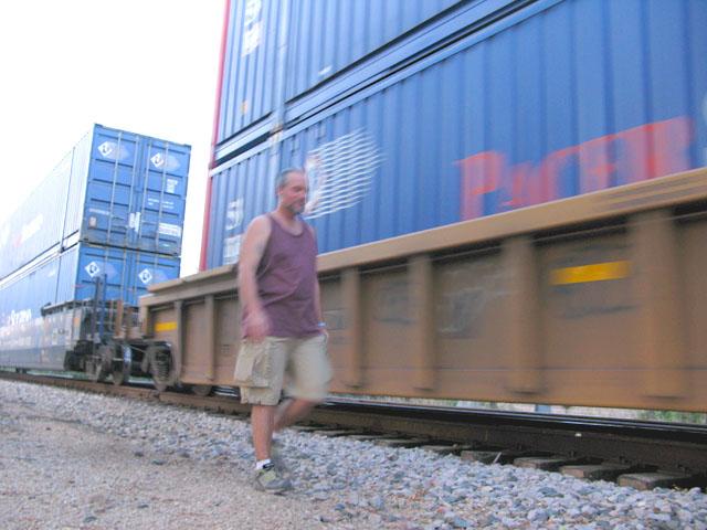 Landa RV Park Train New Braunfels, TX