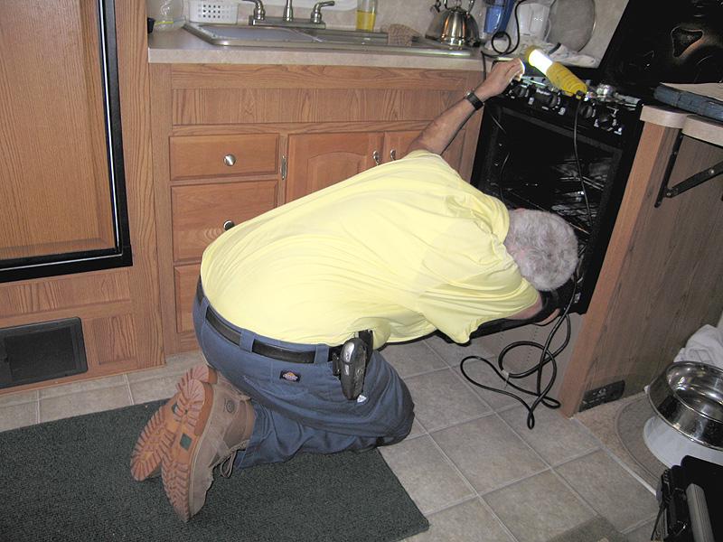 One Confused Maytag Repairman