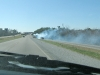Smoky Truck in Mississippi
