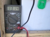 Solar power charging our RV batteries