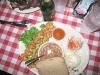 Vegetarian dining at Artz, Austin, Texas