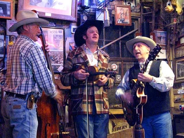 Doug Moreland Trio Live at Luckenbach Texas
