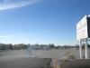 Empty Campgrounds in Quartzite, AZ