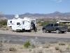 Full Hookups at Lake Cochiti Campground Near Santa Fe, NM