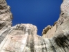 07. Looking up from the pool at El Morro National Monument