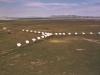 VLA New Mexico Arial Shot