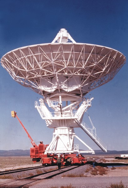 Very Large Array Transporter Socorro NM