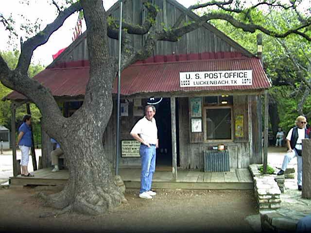 Road Trip Dream in Luckenbach Texas