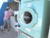 Free laundry is a perk for Riverbend workampers