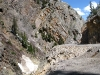Million Dollar Highway from Hell, HWY 550 from Ouray to Silverton, CO