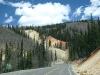 Slumgullion Slide Geologic Event of Lake City CO