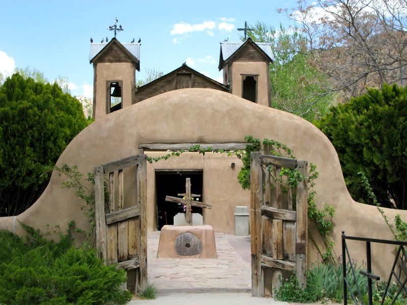 El Sanctuario de Chimayo Santa Fe