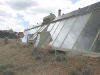Solar windows Earthship Headquarters Taos