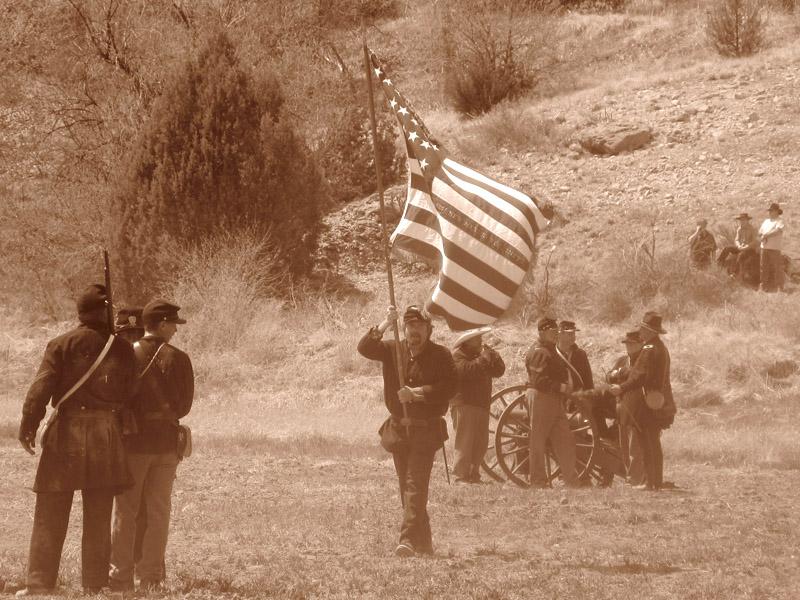Civil War Days Rancho de las Golonrinas