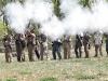 Golondrinas Civil War Troops Fire Santa Fe