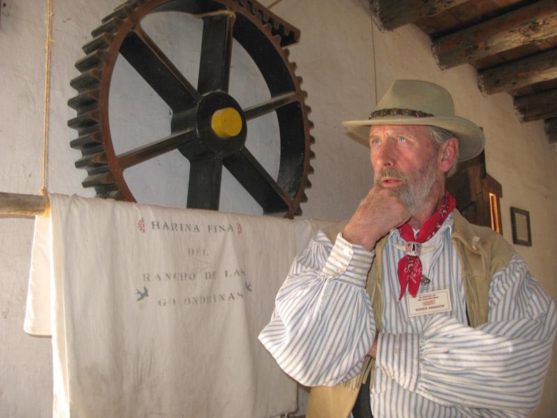 Roger the Miller at el Molino Grande
