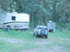 Workamping RV Site of the Hummer Couple