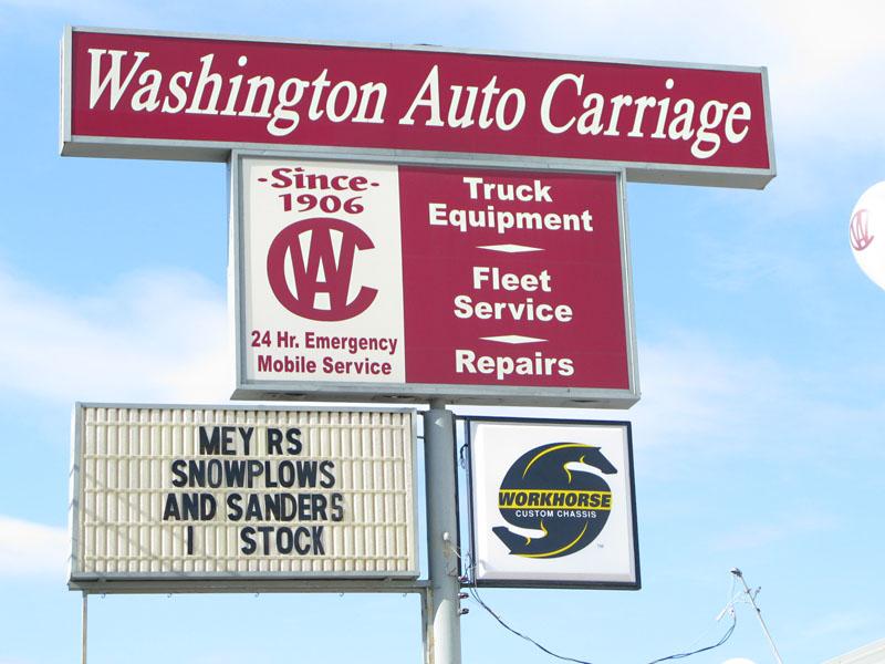 Washington Auto Carriage Spokane, WA