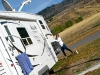 RV wash at Pearygin State Park WA