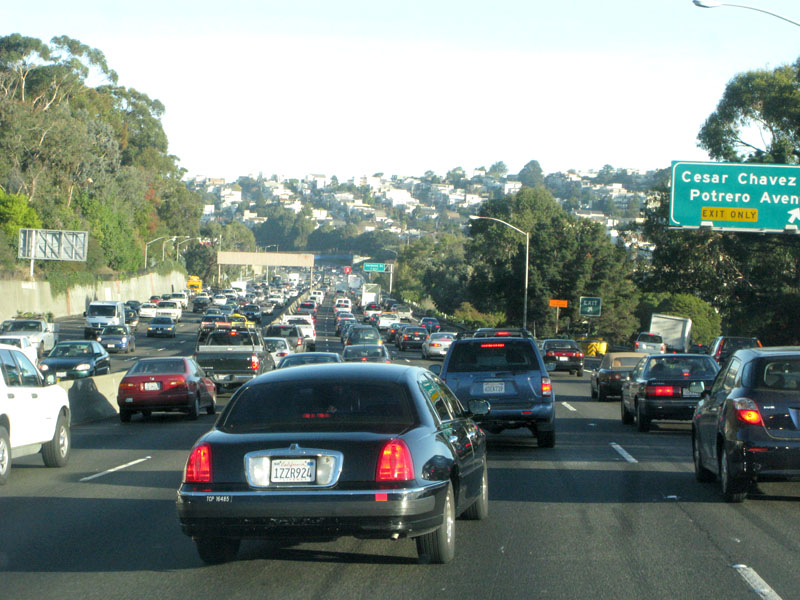 san francisco bay area traffic