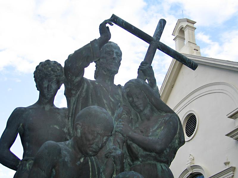 Catholic Basillica St. Augustine Florida