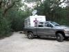 Shaded Anastasia State Park RV Campground Site