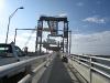 The Bridge of Lions lift bridge over Matanzas Bay