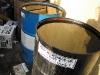 Waste Vegetable Oil Collection Barrels