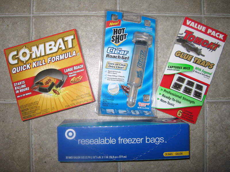 Pest Control Products for RVing in  Florida