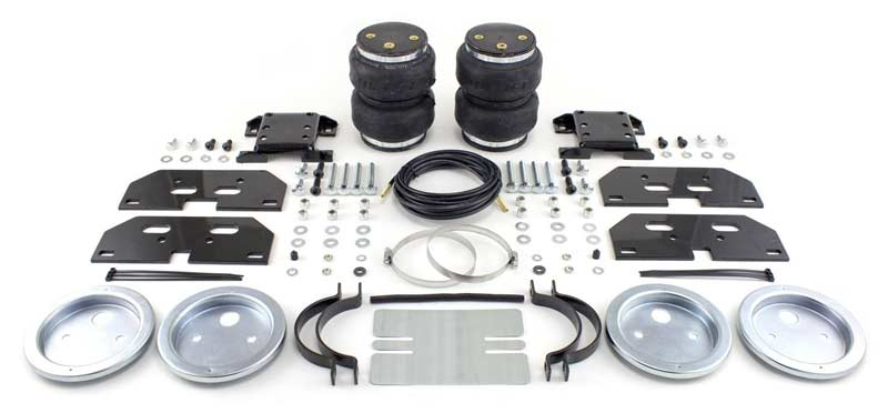 AirLift Load Lifter 5000 Air Bag Kit Components