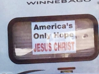 Is Jesus Christ really America's ONLY hope?
