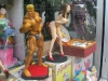 Sexy American figurines for sale in Chinatown
