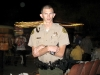 Imperial County Sheriff Deputy Fife Patrols Slab City Prom