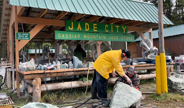 Jade City lapidary geek