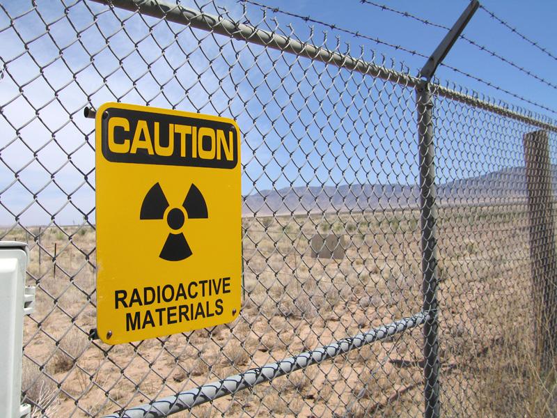 Trinity Test Site New Mexico