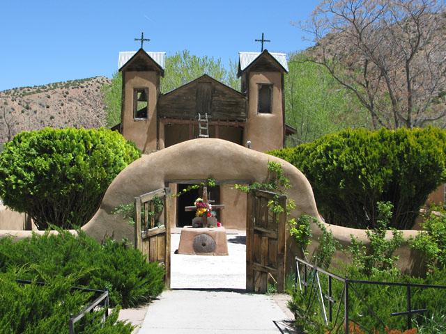 Santuario de Chimayo, New Mexico