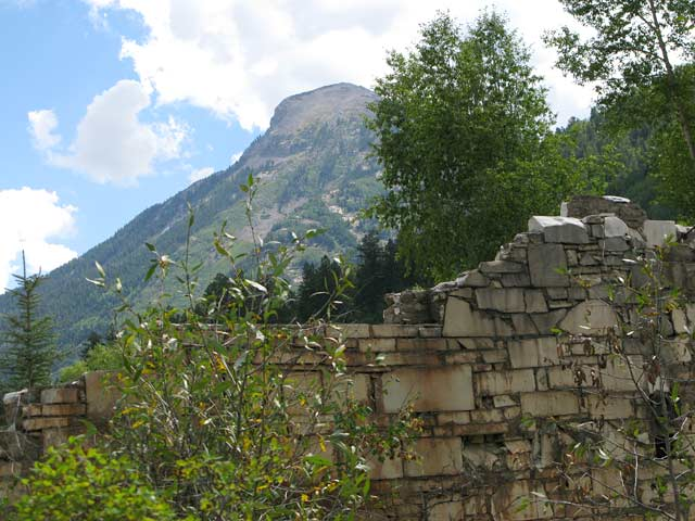 Historic Marble Colorado Quarry Site