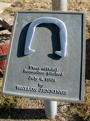 Waylon Jennings Is The Best Texas Panhandle Attraction In