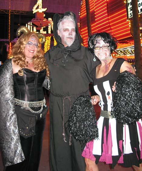 Halloween, RV, Las Vegas