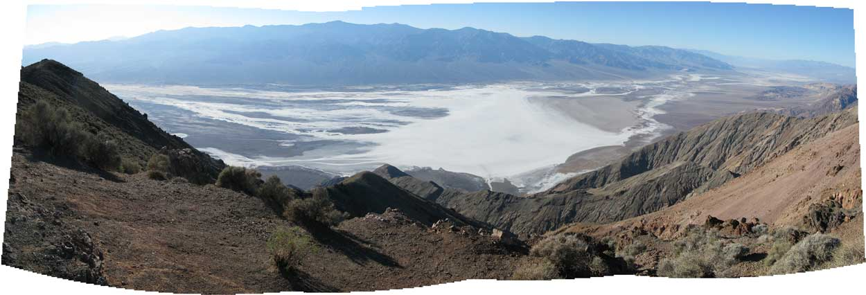 Dante's View, Death Valley, CA