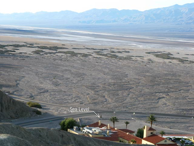 Furnace Creek, Death Valley, CA