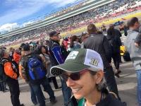 030318w_nascar-NASCAR Pit Pass with Stewart-Haas Racing
