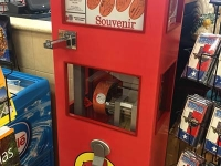Buccees Flat Penny Machine