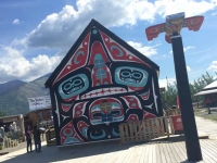 Carcross, Yukon Chilkoot Cultural Center
