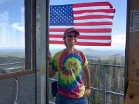 Deadman Lookout Historic Fire Tower