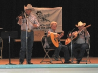 Old Time Fiddlers at the T or C Fiddle Fest
