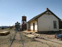 Historic South Park City Colorado