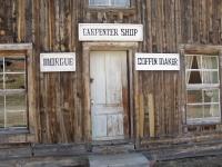 Carpenter Morgue of Old South Park City, Colorado